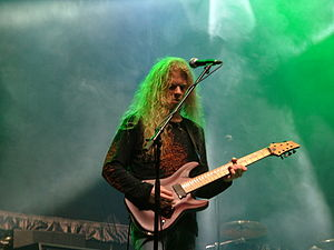 Jeff Loomis - Jeff Loomis playing with Nevermore in Dinkelsbühl, August 16, 2007