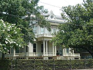 Bradish Johnson - The Bradish Johnson House, New Orleans