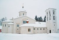 New Valamo Monastery main church