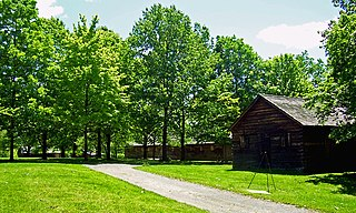 New Windsor Cantonment State Historic Site United States historic place
