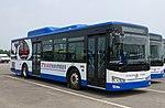 New XML6125JHEVG5CN1 for inter-terminal shuttle bus at ZBAA (20180714122449).jpg