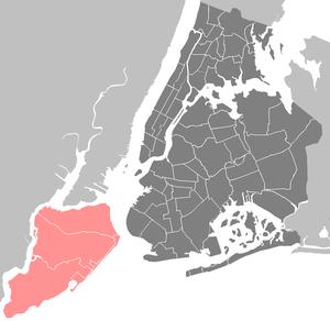 Staten Island Sereie