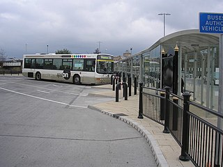 Skipton bus station