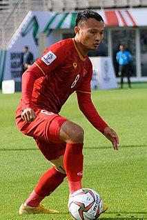 Nguyễn Trọng Hoàng Vietnamese footballer