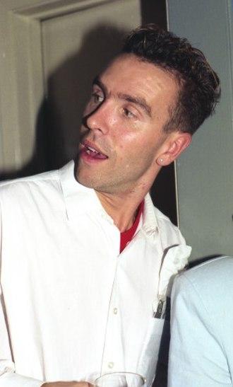 Nick Seymour - Image: Nick seymour 1987
