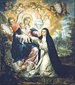 Nicolás Correa - The Mystic Betrothal of Saint Rose of Lima - Google Art Project.jpg