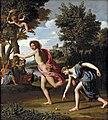 Nicolas Colombel - Atalanta et Hippomènes (ca. 1680).jpg