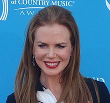 Nicole Kidman agli Academy of Country Music Awards 2010