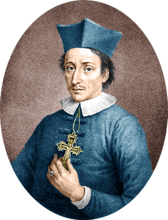 Nicolas Steno - Portrait of Steno as bishop