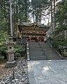 Nitemmon, Taiyū-in, Nikko, Northeast view 20190423 2.jpg