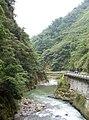 Niudong Valley, Nankang River 20080607.jpg