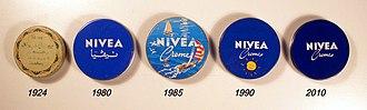 Nivea - NIVEA 1924–2010.