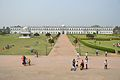 Nizamat Imambara With Medina Masjid - Hazarduari Complex - Nizamat Fort Campus - Murshidabad 2017-03-28 6375.JPG