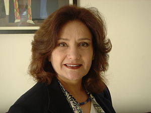 Arabs for Israel - Nonie Darwish, founder of Arabs For Israel