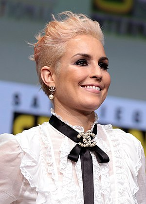 Noomi Rapace - Rapace at the 2017 San Diego Comic-Con