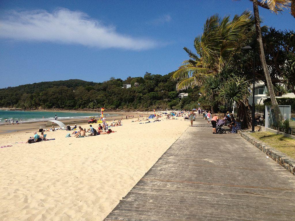 Noosa Heads Main Beach 08