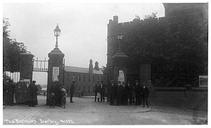 Normanton Barracks - Normanton Barracks
