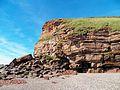 North cliffs at Fleswick bay.jpg