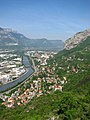 North of Grenoble from Bastille - panoramio.jpg
