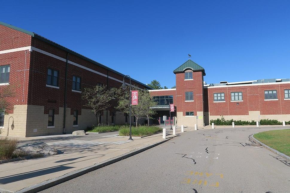 Northbridge High School, Whitinsville MA