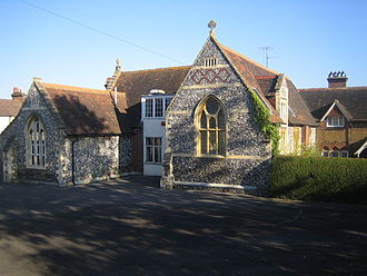 Primary schools in Dacorum - St Mary's VA C of E First School, Northchurch