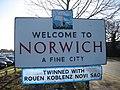 Norwich Road Sign.JPG