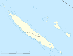 Kouaoua is located in Nova Caledònia