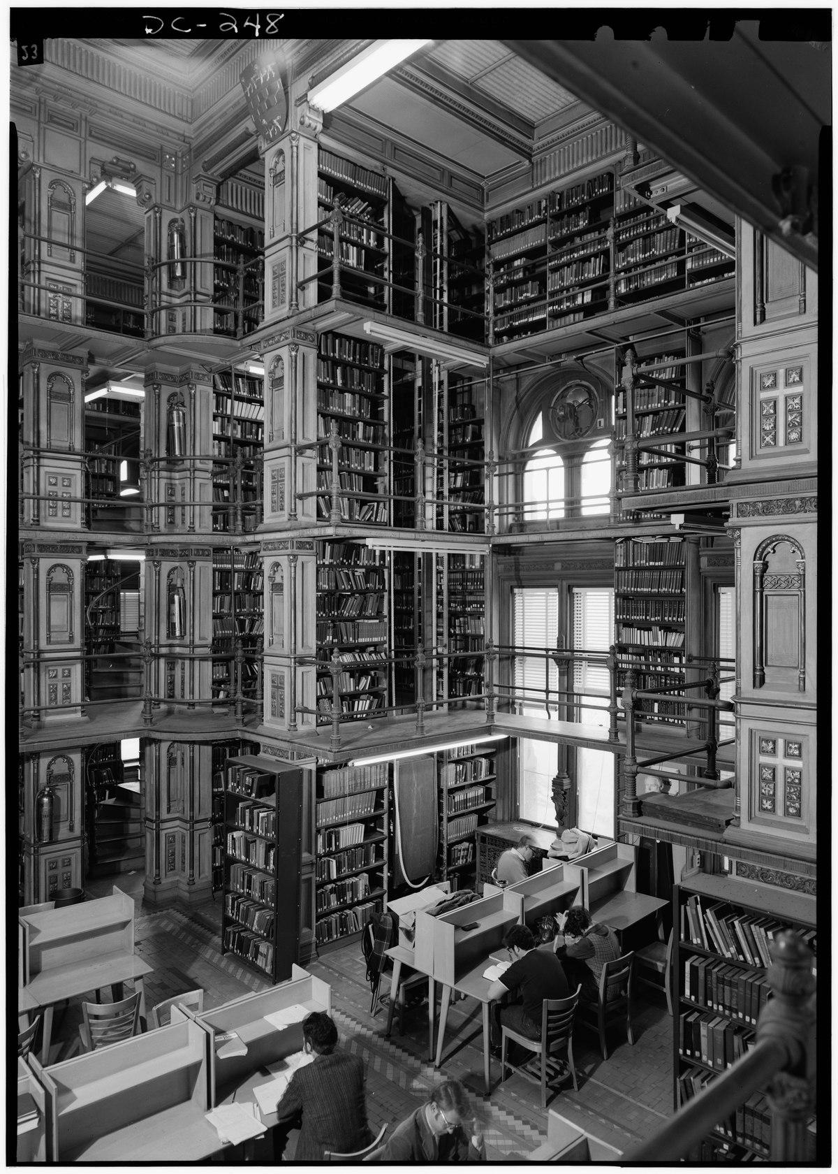 Riggs Library - Wikipedia
