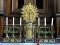Noyon (60), cathédrale Notre-Dame, chapelle du Sacré-Cœur, tabernacle.jpg