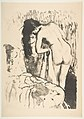 Nude Woman Standing, Drying Herself MET DP815871.jpg