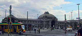 Image illustrative de l'article Gare centrale de Nuremberg