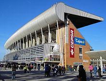 Estadio nuevo colombino wikipedia la enciclopedia libre for Viveros en badajoz