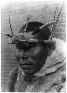 Yupik Eskimo people of Alaska