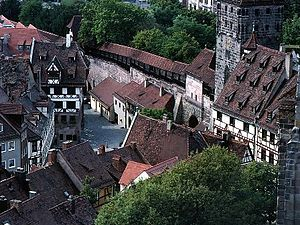 Nuremberg. Nürnberg.