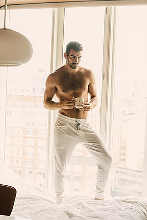 affiche Nyle DiMarco
