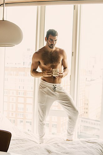 Nyle DiMarco - DiMarco in 2015 for 2(x)ist