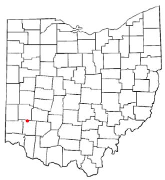 Clearcreek Township, Warren County, Ohio - Location of Springboro, Ohio