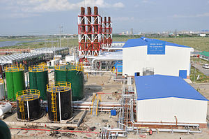 Electricity sector in Bangladesh - Power plant in Bangladesh