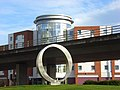O for Oracle, Reading - geograph.org.uk - 1032972.jpg