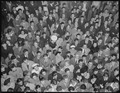 Oakland, California. Hot Jazz Recreation. A crowd of young people at the concert of the Benny Goodman Band which took... - NARA - 532264.tif