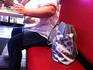 Obese Lady at Smashburger.JPG