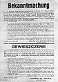 Obwieszczenie o kontybucji 100 mln zł po zamachu na Franza Kutscherę.jpg