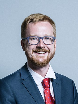 Lloyd Russell-Moyle - Image: Official portrait of Lloyd Russell Moyle crop 2