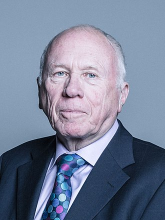 Minister of State for Immigration - Image: Official portrait of Lord Rooker crop 2