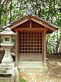 Okehazama-Shimmei-sha Kimpu Keidai-sha, Okehazama-Shinmei Midori Ward Nagoya 2012.JPG