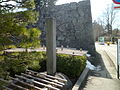 Old Japanese Army No.32 Regiment Monument.JPG