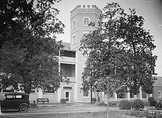 Mount Vernon Arsenal