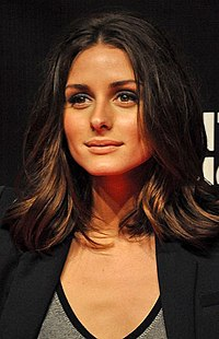 Olivia Palermo en 2010 au Lincoln Center de New York.