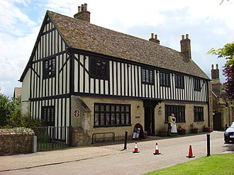 Oliver Cromwell - Oliver Cromwell's house in Ely