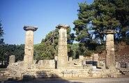 Olympia - Hera Temple